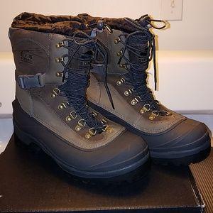 Sorel Conquest Men Boots 13 Like New!